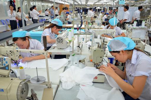 Dệt may Việt Nam xuất sang Á-Âu có nguy cơ vượt ngưỡng quy định