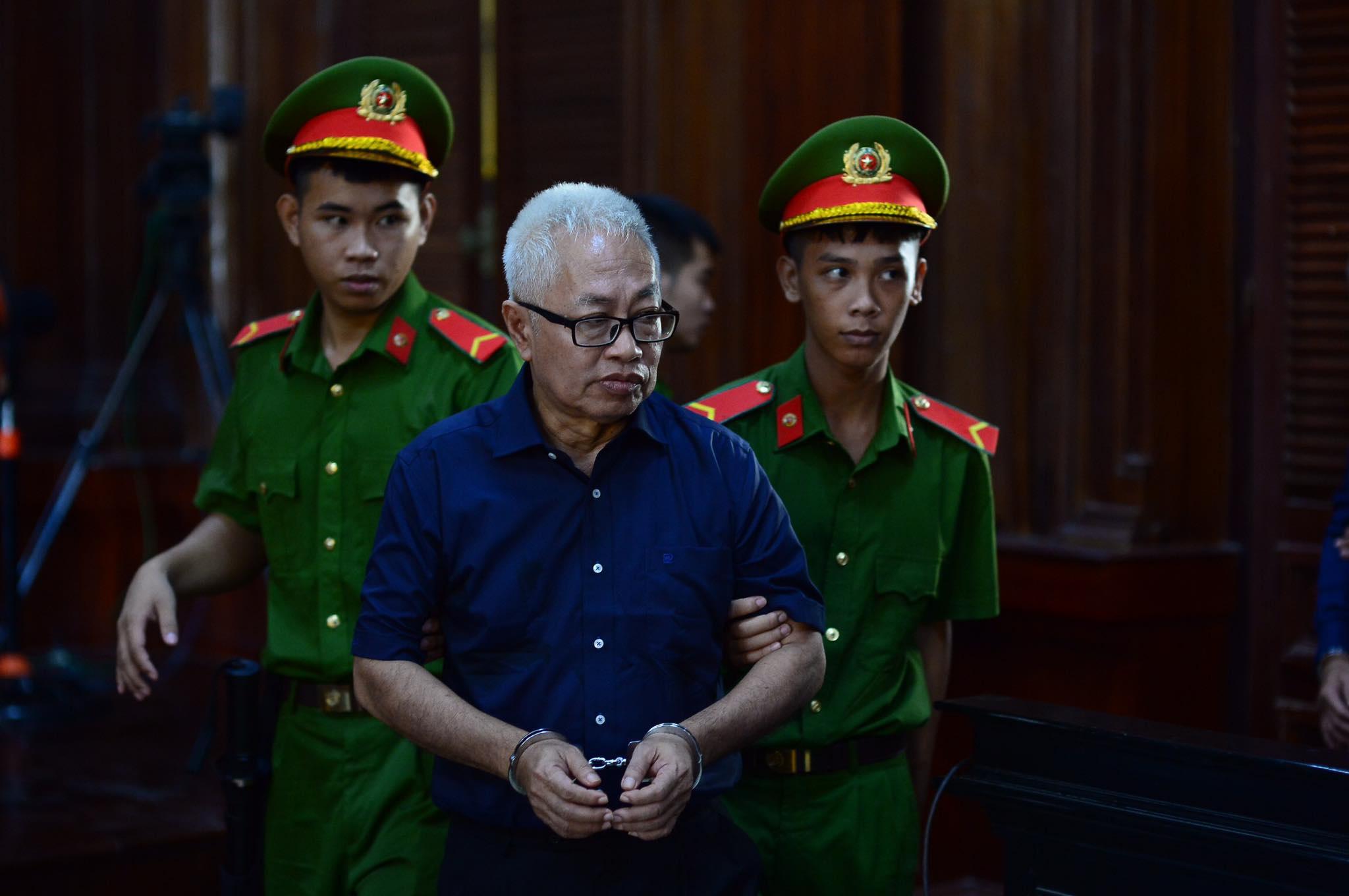 Ông Trần Phương Bình lại bị đề nghị mức án tù chung thân