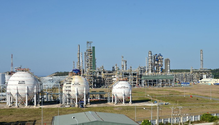 Lọc hóa dầu Bình Sơn xin rút hồ sơ đăng ký niêm yết