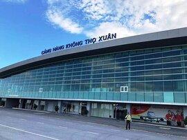 Kiến nghị khai thác bay quốc tế tới Cảng hàng không Thọ Xuân