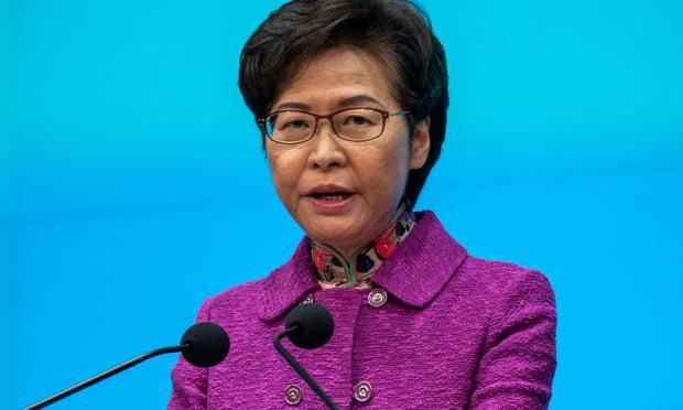 Lãnh đạo Hong Kong giữ