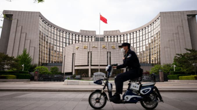 Ngân hàng Trung Quốc can thiệp sau loạt vỡ nợ của các doanh nghiệp nhà nước