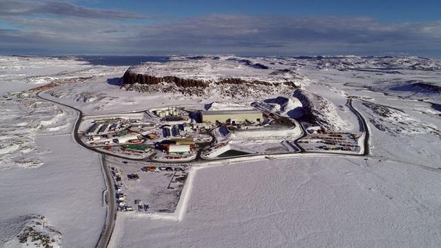 Canada điều tra vụ công ty Trung Quốc mua mỏ vàng ở Bắc Cực - 1
