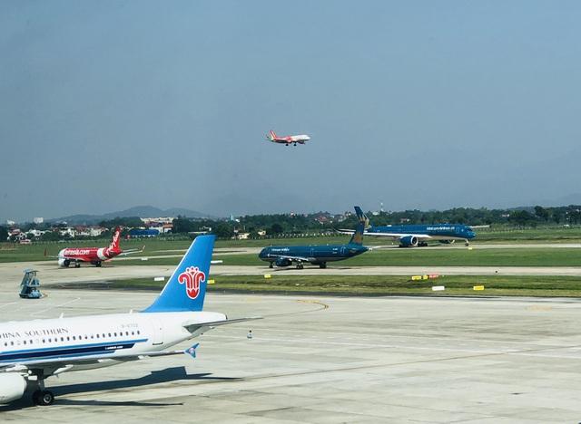 Đầu tư hệ thống radar, tự động phát hiện vật ngoại lai tại 3 sân bay lớn