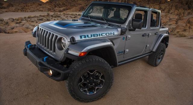Nếu Hummer đã hóa thành thương hiệu xe xanh, tại sao Jeep lại không thể? - 1