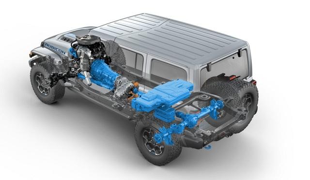 Nếu Hummer đã hóa thành thương hiệu xe xanh, tại sao Jeep lại không thể? - 2