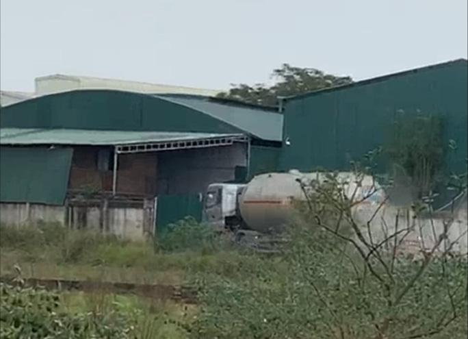 Tổng cục quản lý thị trường chỉ đạo kiểm tra kho nghi chiết gas lậu