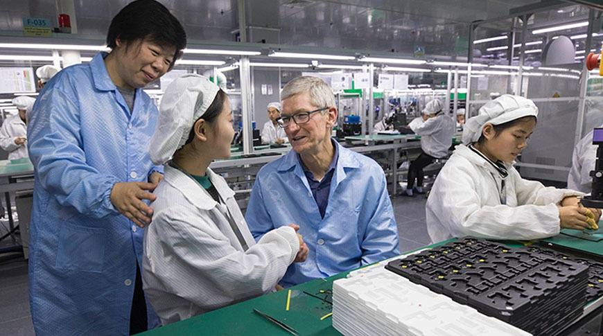 Apple sẽ rút nhà máy khỏi Trung Quốc cho dù tổng thống là Trump hay Biden