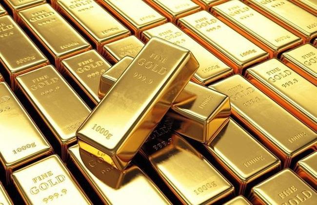 Giá vàng bật tăng dữ dội từ mức đáy 6 tháng