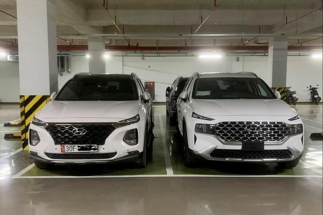 Hyundai SantaFe 2021 xuất hiện tại Việt Nam, hãng chưa có kế hoạch ra mắt - 1