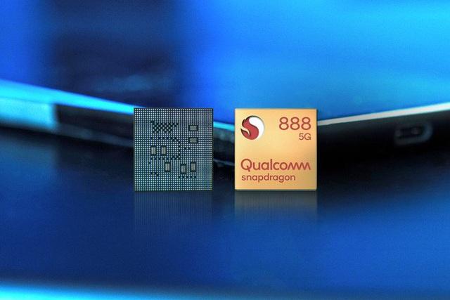 Qualcomm tung ra Snapdragon 888: Chip dành cho smartphone cao cấp năm 2021 - 1