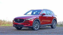 Rộ tin đồn Mazda CX-5 sẽ được nâng cấp lên ngang tầm BMW X5