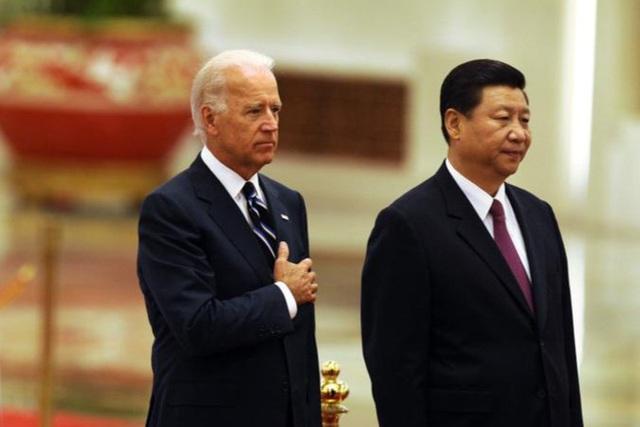 Ông Biden nói Trung Quốc phải hành xử theo chuẩn mực quốc tế - 1
