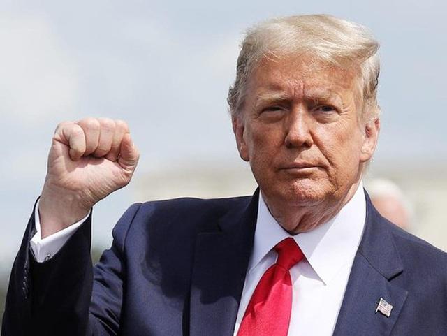 Ông Trump tin có thể kiếm thêm 90.000 phiếu bầu vì sai sót ở Arizona - 1