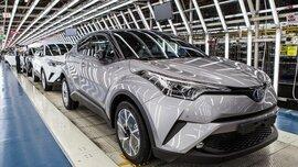 Trung bình một phút, các hãng ô tô có thể sản xuất ra bao nhiêu chiếc xe?