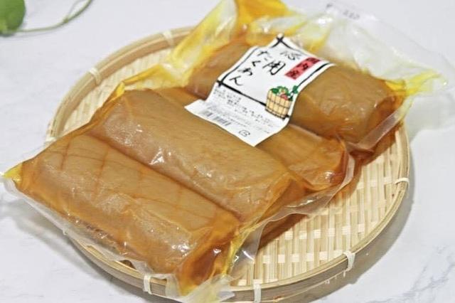 Dưa muối nhà giàu xách tay từ Nhật đắt ngang tôm hùm - 2