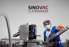 Nhà sản xuất vắc-xin Trung Quốc nhận thêm hơn 500 triệu USD tiền đầu tư