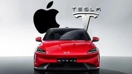 Elon Musk từng đề nghị bán Tesla cho Apple nhưng bị từ chối