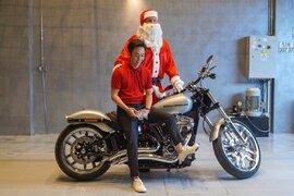 Harley-Davidson hàng độc của Cường Đô la, mức giá cho thấy độ