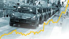 Teslanaires - những triệu phú giàu có nhờ vào việc mua cổ phiếu Tesla