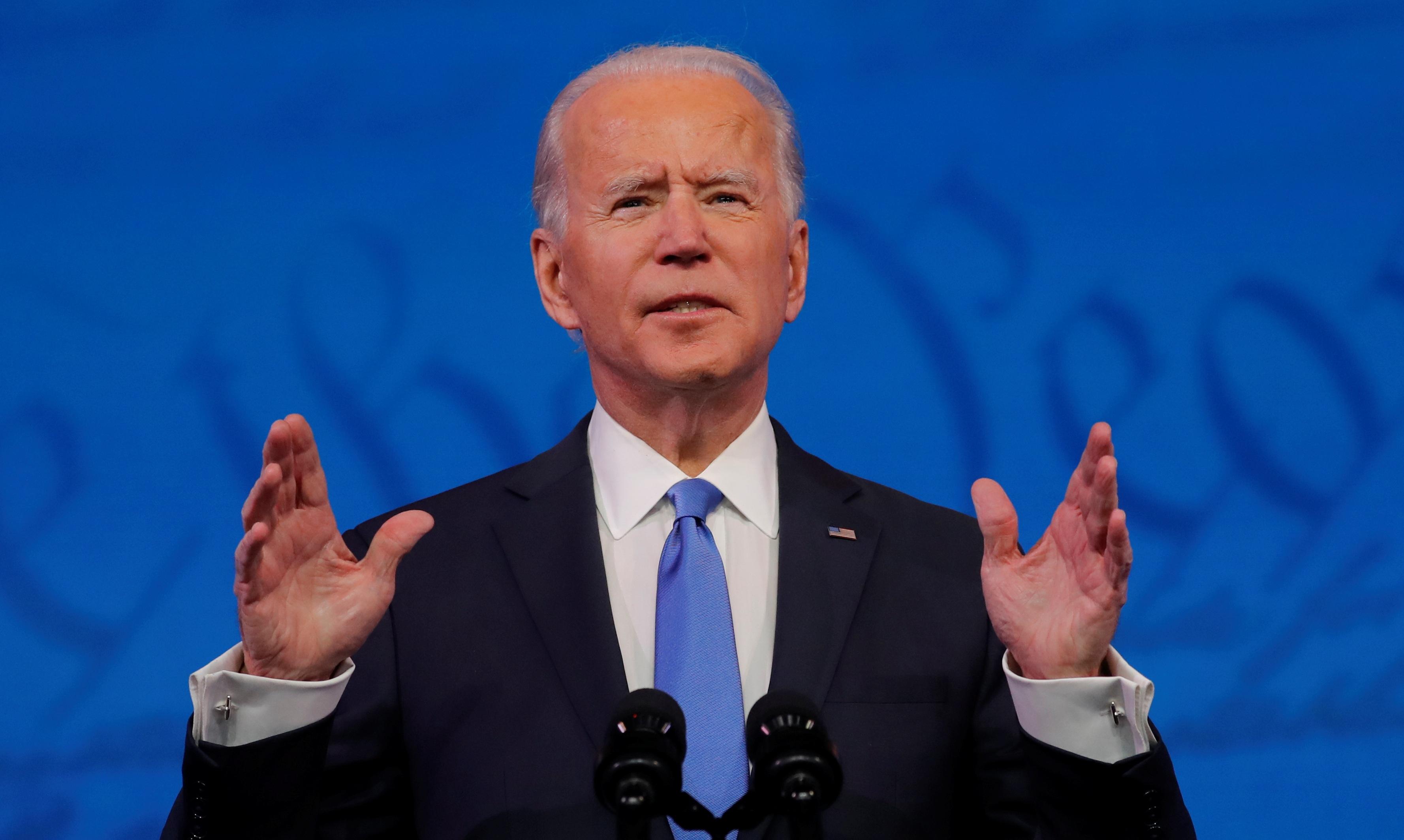 Ông Biden kêu gọi EU hợp tác nhằm đối phó Trung Quốc