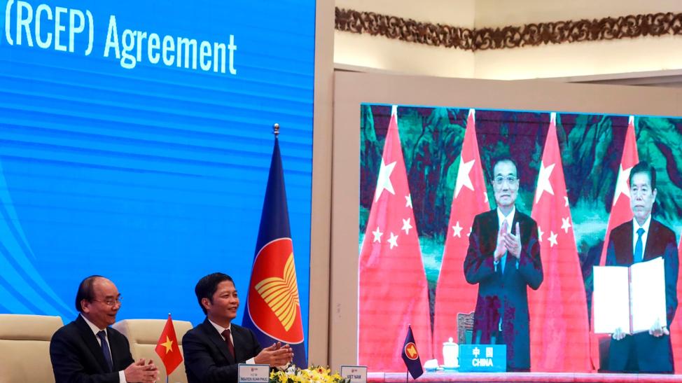 Mặc cả RCEP: ASEAN muốn đảm bảo vị trí trung tâm ở Châu Á