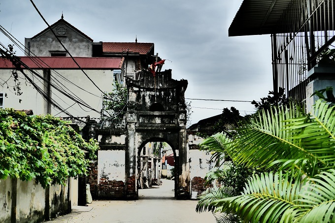 Ngôi làng ở Hà Nội một thời nổi tiếng, dân