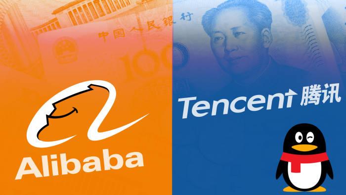 Mỹ xem xét đưa Alibaba, Tencent vào danh sách đen