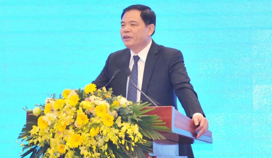 Bộ trưởng Nguyễn Xuân Cường: