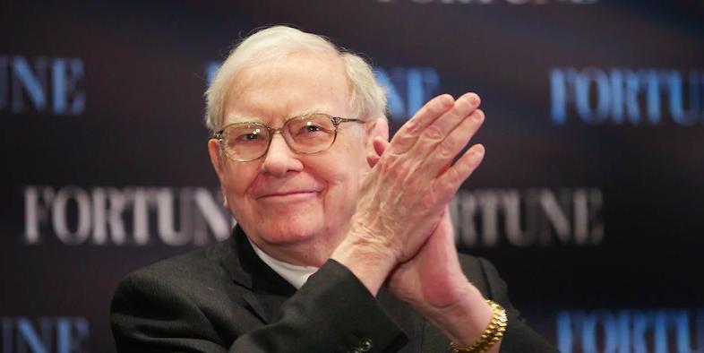 Tỷ phú Buffett