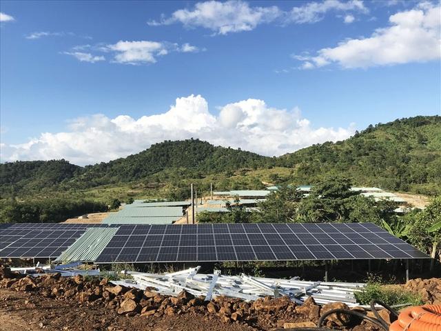 Đắk Lắk: Điện mặt trời mái nhà kiểm tra đến đâu phát hiện vi phạm đến đó - 1