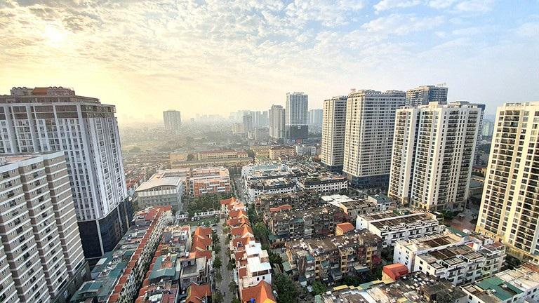 Giá căn hộ huyện ngoại thành leo mốc mới, có hay không