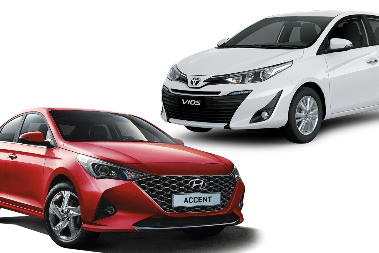 10 xe bán chạy nhất tháng 12/2020: Hyundai Accent