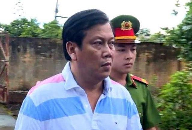 Đại gia Trịnh Sướng hầu tòa trong vụ án xăng giả lớn nhất từ trước đến nay