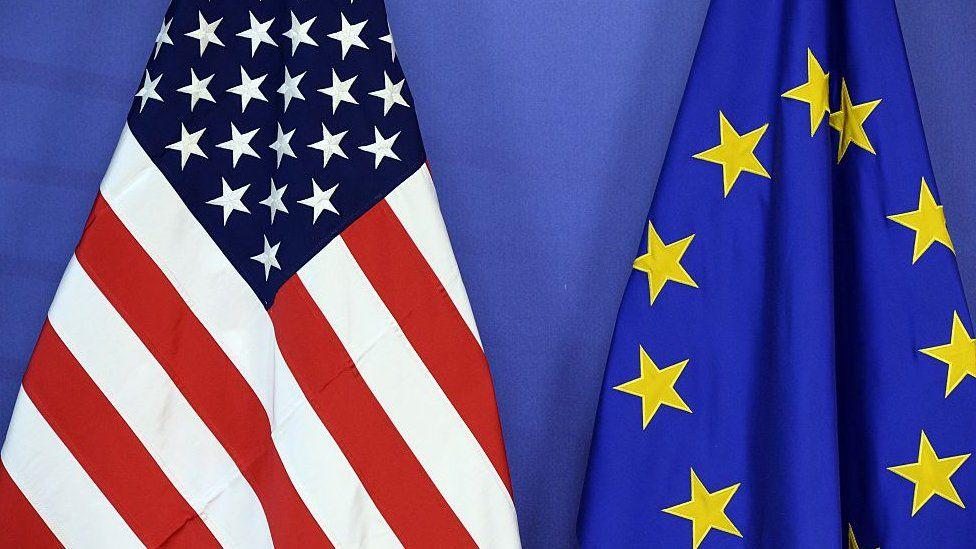 Mỹ áp thuế mới đối với hàng hoá từ châu Âu