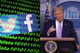 Facebook, Twitter mất 51 tỷ USD sau khi