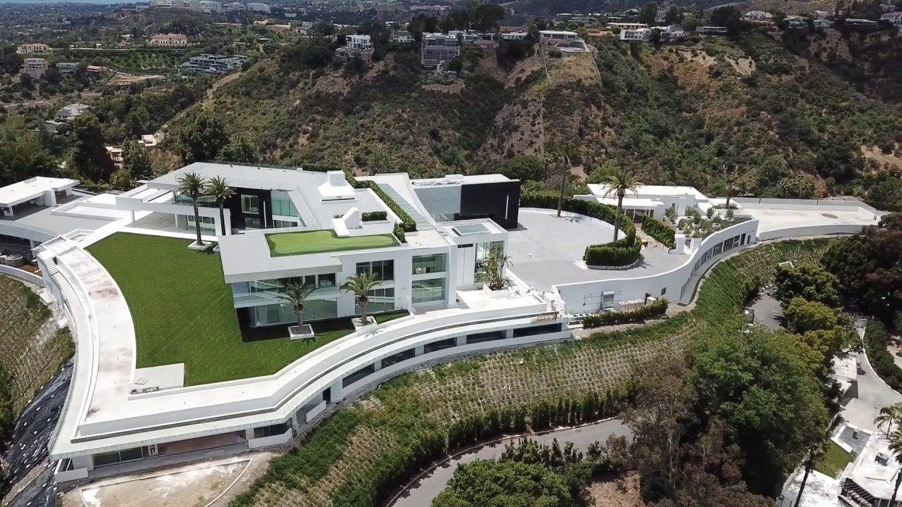 Hình ảnh bên trong căn nhà rộng nhất thế giới sau 8 năm xây bí mật