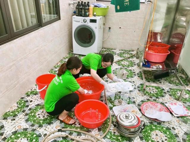 Hà Nội: Gần Tết, dịch vụ giúp việc tăng giá chóng mặt!