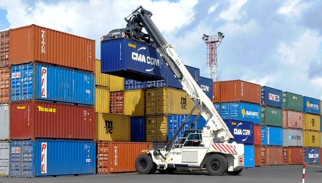 Sốt vỏ container: Tổng cục Hải quan lên tiếng về 3.000 container vô chủ - 1