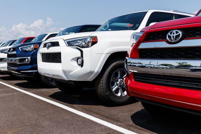 Chậm báo cáo lỗi khí thải, Toyota nhận án phạt 180 triệu USD - 1