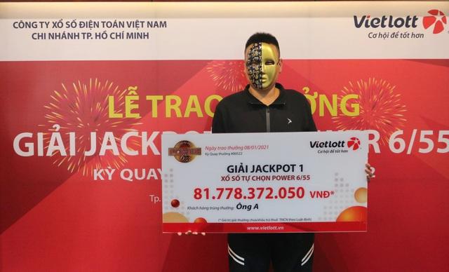 Ba tuần đầu năm 2021, người Việt ẵm 250 tỷ đồng tiền trúng số độc đắc - 1