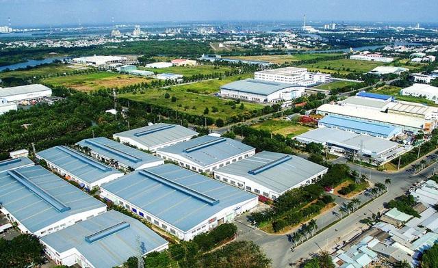 Giá thuê bất động sản công nghiệp TP.HCM tăng chưa từng thấy - 1