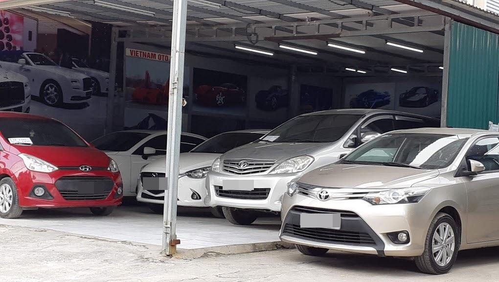 Hà Nội: Dịch vụ cho thuê xe Tết bất ngờ lâm cảnh