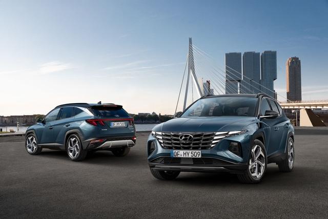 Điểm mặt 10 mẫu SUV bán chạy nhất thế giới năm 2020 - 7