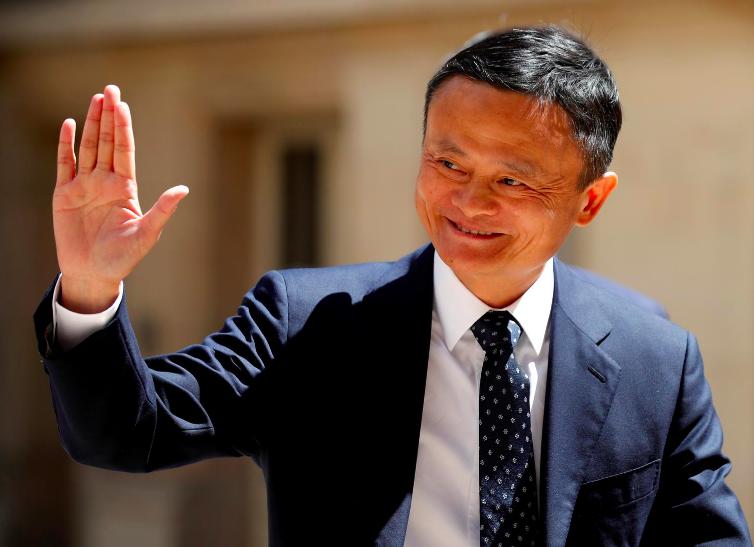 Jack Ma tái xuất mang lại