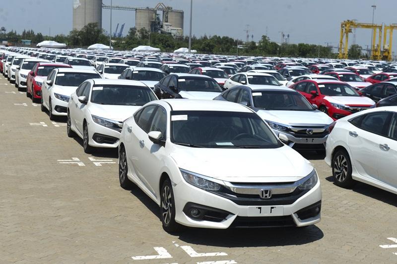 Năm thất thu của xe nhập, hơn 34.000 chiếc