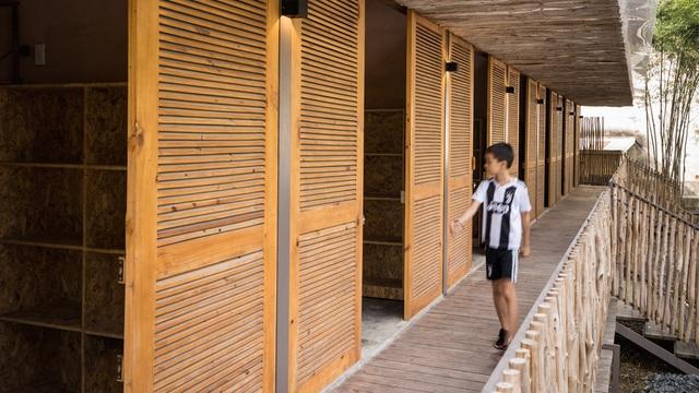 Nhà mái trấu, tường gạch ở Đồng Nai xuất hiện ấn tượng trên báo Mỹ - 5
