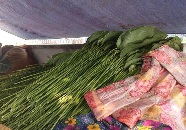 Hồ hởi thu hoạch ngọc xanh, dân Hà Nội kiếm tiền triệu mỗi ngày dịp Tết - 11