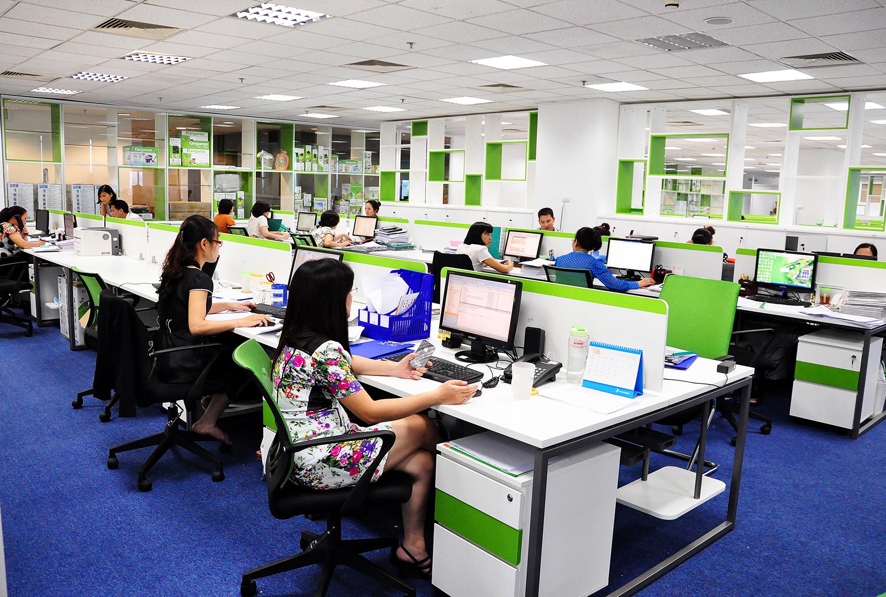 Thị trường văn phòng mùa dịch: Xuất hiện xu hướng mới
