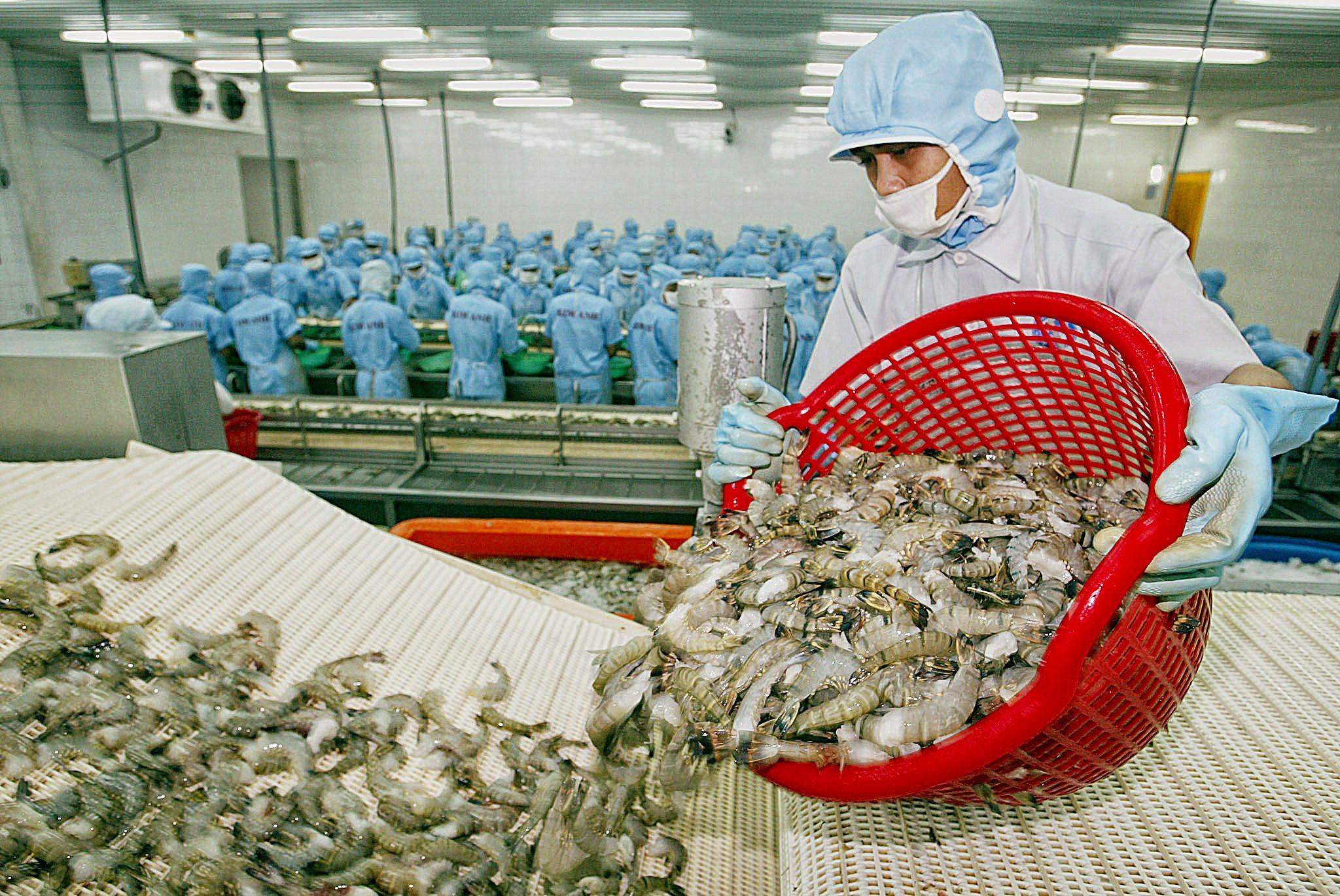 Việt Nam thu về 3,7 tỷ USD nhờ xuất khẩu tôm năm 2020